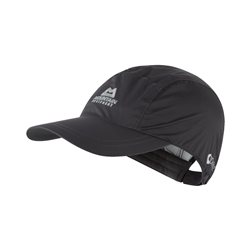 Mountain Equipment Unisex Drilite Waterproof Breathable Cap (Option: Black)