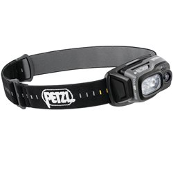 Petzl Swift RL PRO Head Torch