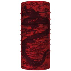 Buff New Original Senggum Red Multifunctional Scarf