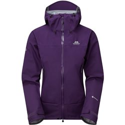 Mountain Equipment Womens Rupal Waterproof Jacket (Options: 8 Tyrian Purple, 10 Tyrian Purple, 12 Tyrian Purple, 14 Tyrian Purple, 16 Tyrian Purple)