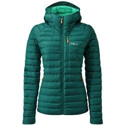 Rab Womens Microlight Alpine Insulated Jacket