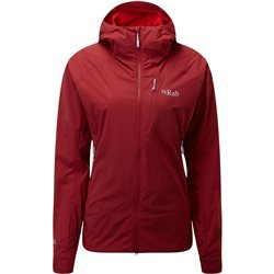 Rab Womens VR Summit Softshell Winter Jacket