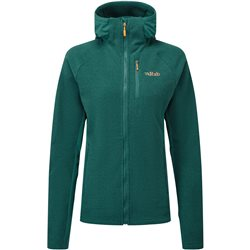 Rab Womens Capacitor Hoody Fleece