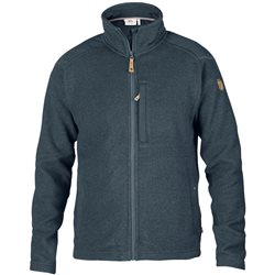 Fjallraven Mens Buck Fleece Knitted Jacket