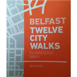 Books/Maps Belfast Twelve City Walks Guide Book
