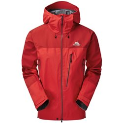Mountain Equipment Mens Lhotse Waterproof Jacket (Options: S Imperial Red/Crimson, M Imperial Red/Crimson, L Imperial Red/Crimson, XL Imperial Red/Crimson, XXL Imperial Red/Crimson)