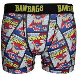 Bawbags Mens Cool De Sacs Underwear - New Hero