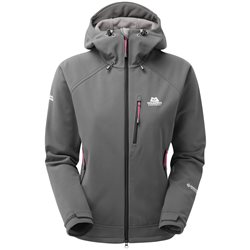 Mountain Equipment Womens Vulcan Jacket Soft Shell