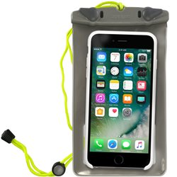 Aquapac Waterproof Phone Case PlusPlus Extra Large Transparent Case
