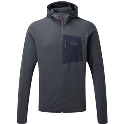 Mountain Equipment Mens Lumiko Hooded Fleece Jacket
