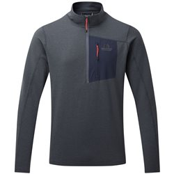 Mountain Equipment Mens Lumiko Zip T Fleece