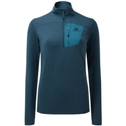 Mountain Equipment Womens Lumiko Zip T Fleece