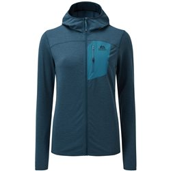 Mountain Equipment Womens Lumiko Hooded Fleece Jacket