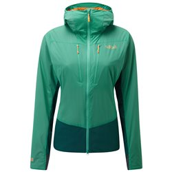 Rab Womens VR Alpine Light Softshell Jacket