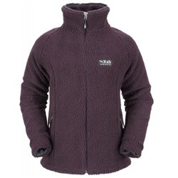 Rab Double Pile Jacket Womens