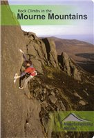Mountaineering Ireland Mournes Climbing Guide Book