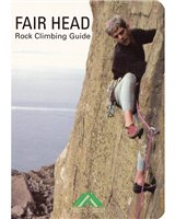 Mountaineering Ireland Fair Head Climbing Guide OLD EDITION