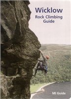 Mountaineering Ireland Wicklow Climbing Guide Book