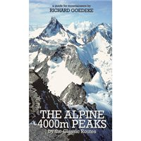 Books/Maps The Alpine 4000m Peaks 2nd edition