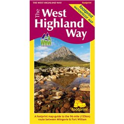 Books/Maps West Highland Way Map