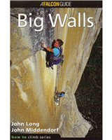 Falcon Guides Big Walls Book