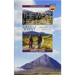 Books/Maps The West Highland Way 11th Edition Book
