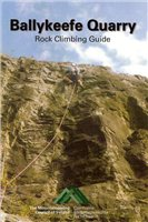 Mountaineering Ireland Ballykeefe Climbing Guide Book