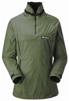 Buffalo Womens Mountain Shirt Pile & Pertex Shell (Options: 32 Olive, 34 Olive, 36 Olive, 38 Olive, 40 Olive)