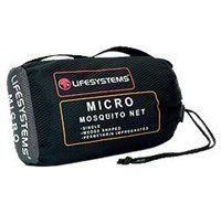 Lifesystems Micro Net Single Bed Mosquito Net