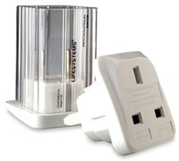 Lifesystems Worldwide Electric Adaptor
