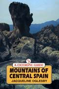 Cicerone Press Mountains Of Central Spain