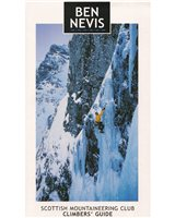 Books/Maps Ben Nevis Rock & Ice Climbs Book
