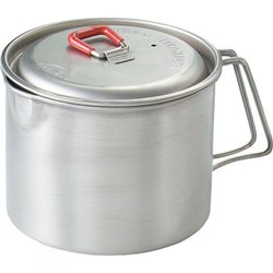 MSR Titan Kettle 0.85L Ultralight Titanium Pot Mug Bowl