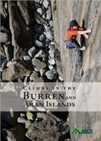 Mountaineering Ireland Burren Climbing Guide Book