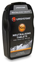 Lifesystems Neutralising Tablets