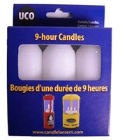 UCO Candles For Lantern 3 Pack