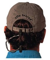 Croakies Unisex Lid Latch Hat Retainer