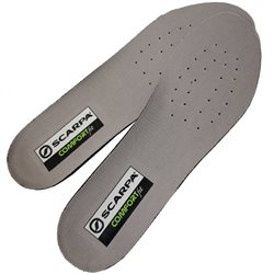Scarpa Unisex Transpiration Footbed Insoles