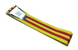Lumb Brothers 1.45m Weight Belt Webbing with Stainless Steel Buckle