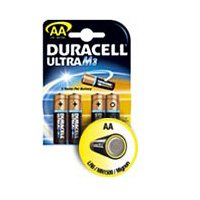 Duracell AA Battery Pack Of 2
