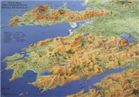 Fir Tree Maps The Ring of Kerry & Dingle Peninsula Map