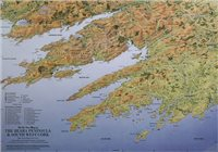 Fir Tree Maps Beara Penninsula & Southwest Cork Map