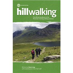 Books/Maps Hillwalking- Official Handbook Revised 3rd edition Book