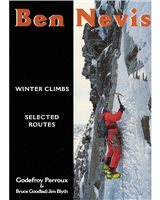 Books/Maps Ben Nevis - Winter Climbs - Selected Routes Book