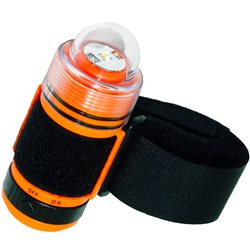 Beaver Spectrum LED Strobe Light 60m Waterproof Dive Torch