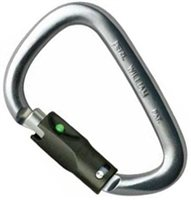 Petzl William Ball Lock Biner