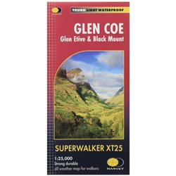 Harvey Maps Glencoe Superwalker