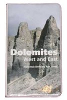 Books/Maps Dolomites West & East Book