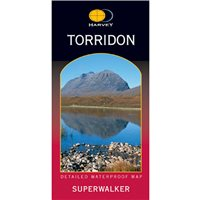 Harvey Maps Torridon Superwalker Map XT25