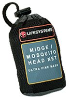 Lifesystems Mosquito Head Net Insect Protection